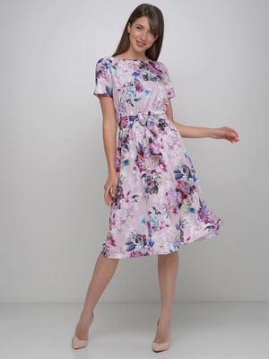 Сукня в квітковий принт | 5591575