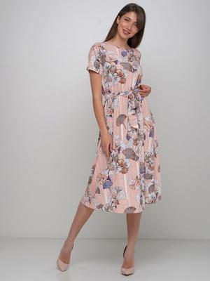 Сукня в квітковий принт | 5591577