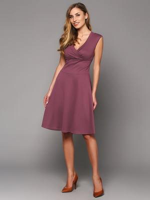 Сукня кольору фрезії | 5591580