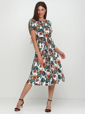 Сукня в квітковий принт | 5591582