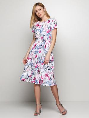 Сукня в квітковий принт | 5591583