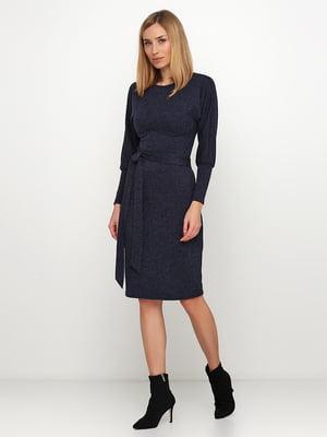 Сукня темно-синя | 5591610