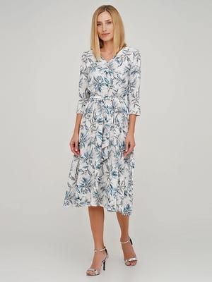 Сукня в квітковий принт | 5591613