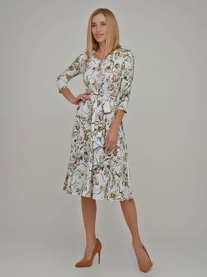 Сукня в квітковий принт | 5591614