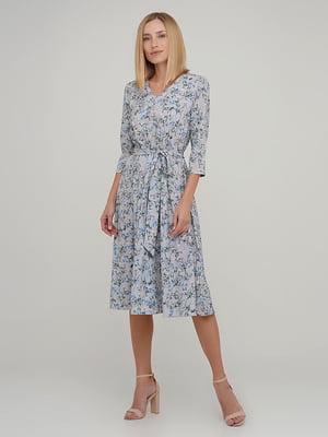 Сукня в квітковий принт | 5591615