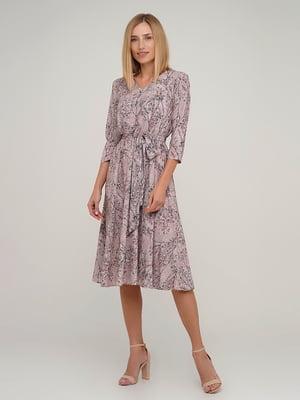 Сукня в квітковий принт | 5591618