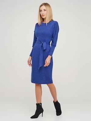 Платье синее | 5591619