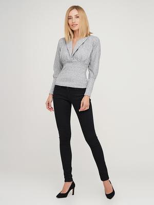 Блуза сіра | 5591627