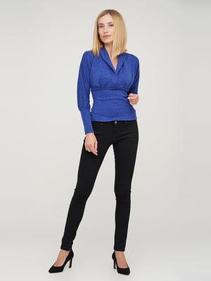 Блуза синя | 5591628