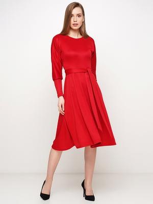 Сукня червона | 5591633