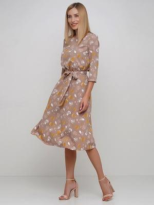 Сукня в квітковий принт | 5591681