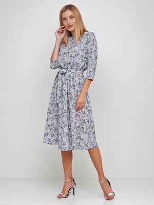 Сукня в квітковий принт | 5591688