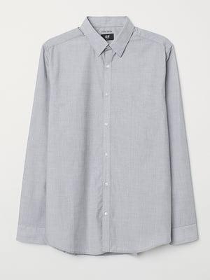 Рубашка серая | 5589763