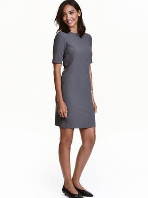 Сукня сіра | 5589765