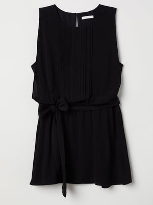 Блуза черная | 5589954
