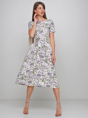 Сукня в квітковий принт | 5591572