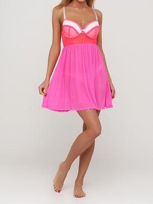 Пеньюар рожевий | 5591831