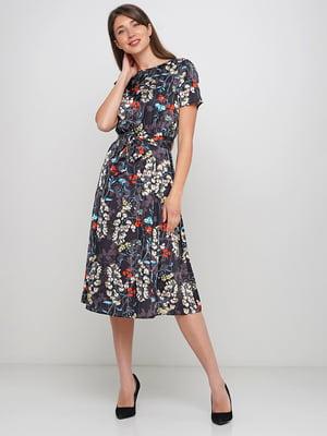 Сукня в квітковий принт | 5591578