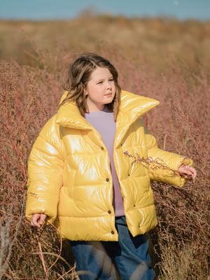 Куртка желтая | 5590627