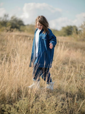 Куртка синяя | 5590646