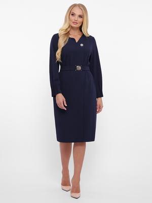Сукня синя | 5592157
