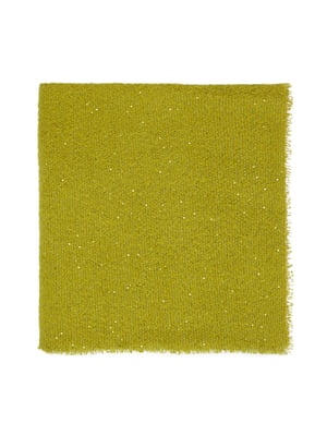 Шарф гірчичного кольору | 5588581