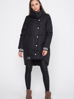 Куртка чорна | 5592184