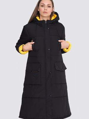 Куртка чорна | 5592185