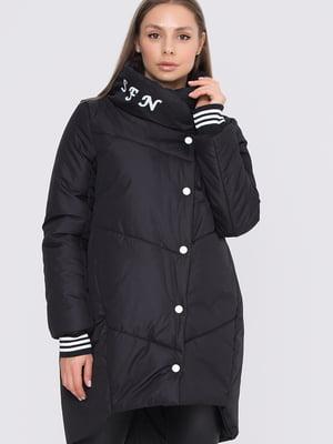 Куртка чорна | 5592188