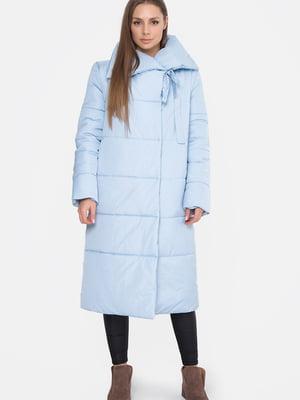Куртка голубая | 5592189