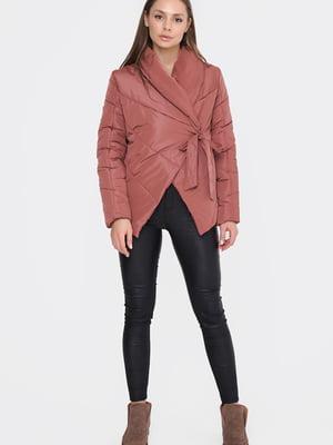 Куртка коричневая | 5592193