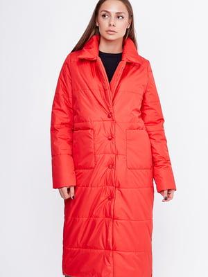 Куртка красная | 5592194