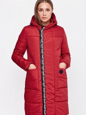 Куртка красная | 5592196