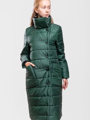 Куртка зелена | 5592197