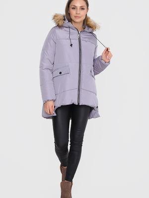 Куртка сіра | 5592199