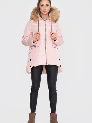 Куртка рожева | 5592200