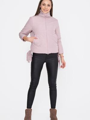 Куртка розовая | 5592201