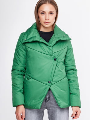 Куртка зеленая | 5592204