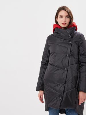 Куртка чорна | 5592210