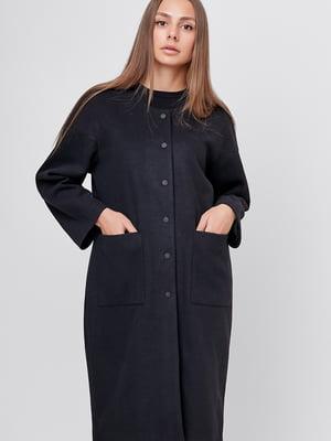 Пальто черное | 5592212