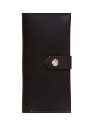 Кошелек темно-коричневый | 5592250