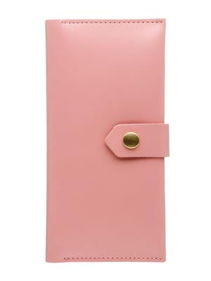 Кошелек розовый | 5592253