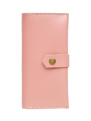 Кошелек розовый | 5592273