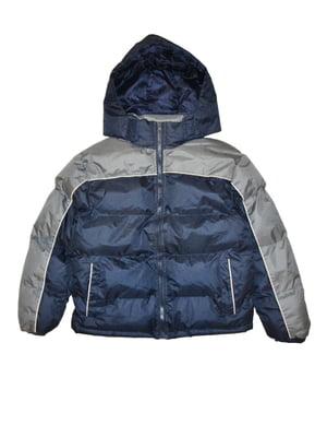 Куртка двоколірна   5592333