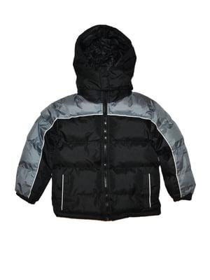 Куртка двоколірна   5592341