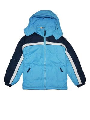 Куртка різнокольорова   5592342