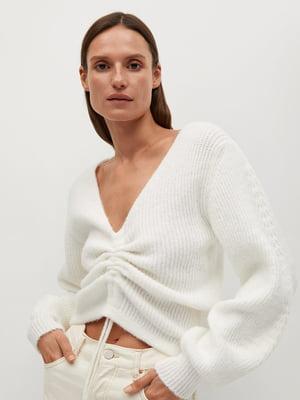Пуловер білий | 5593934