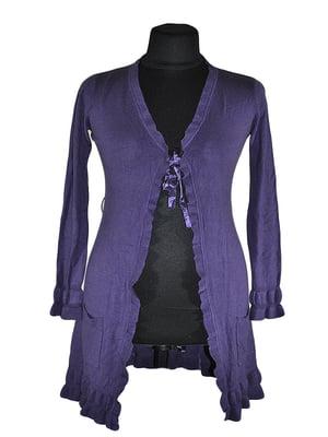 Накидка фіолетова | 5593914