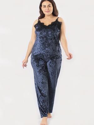 Пижама: майка и брюки | 5595995