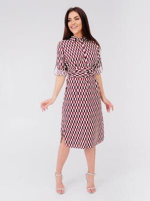 Платье с орнаментом | 5595944